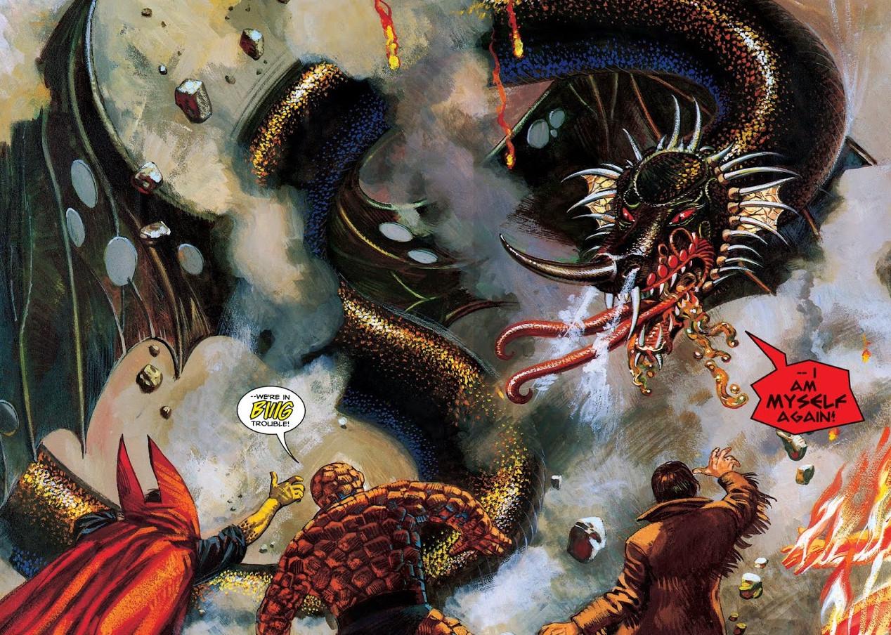 KhLΘG (Earth-616)