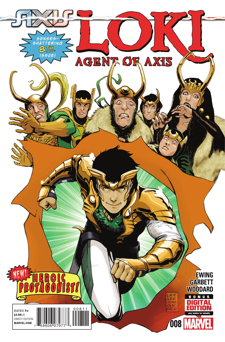 Loki Agent Of Asgard Vol 1 8 Marvel Database Fandom