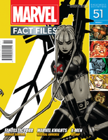 Marvel Fact Files Vol 1 51