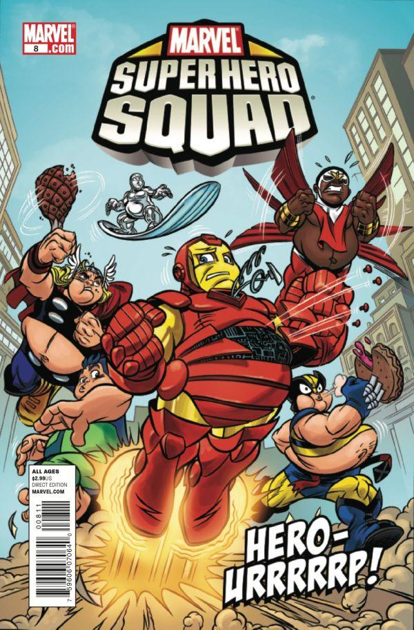 Marvel Super Hero Squad Vol 2 8