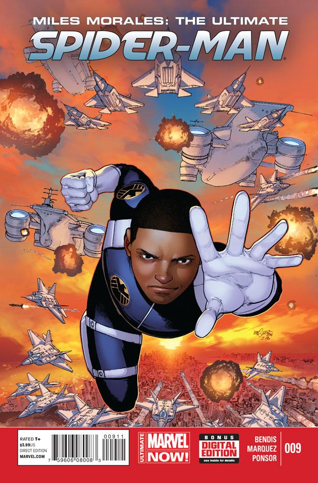 Miles Morales: Ultimate Spider-Man Vol 1 9