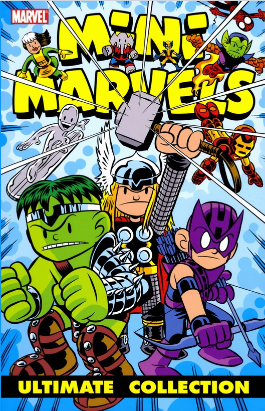 Mini Marvels Ultimate Collection Vol 1 1