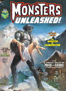 Monsters Unleashed Vol 1 2