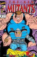 New Mutants Vol 1 88