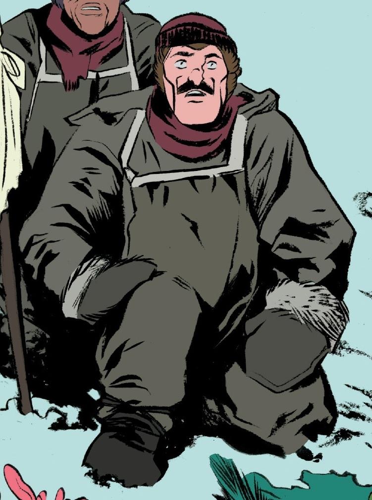 Robert Plunder (Earth-616)