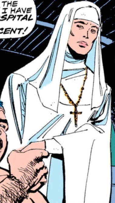 Sister Salvation (Earth-616)