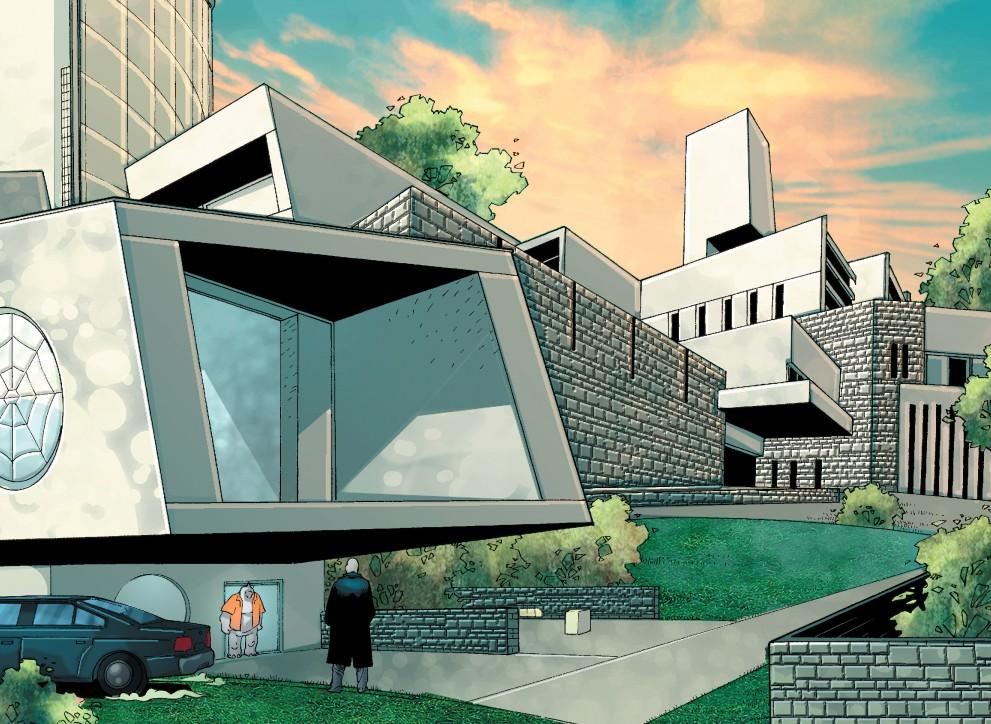 Spider-Man, Inc. (Earth-58163)