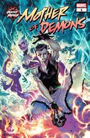 Spirits of Ghost Rider Mother of Demons Vol 1 1