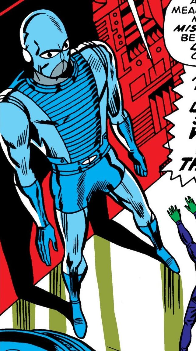Super-Humanoid (Earth-616)