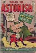Tales to Astonish Vol 1 38