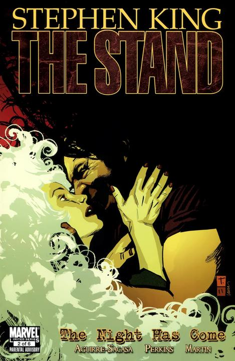The Stand: The Night Has Come Vol 1 2