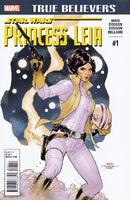 True Believers Princess Leia Vol 1 1
