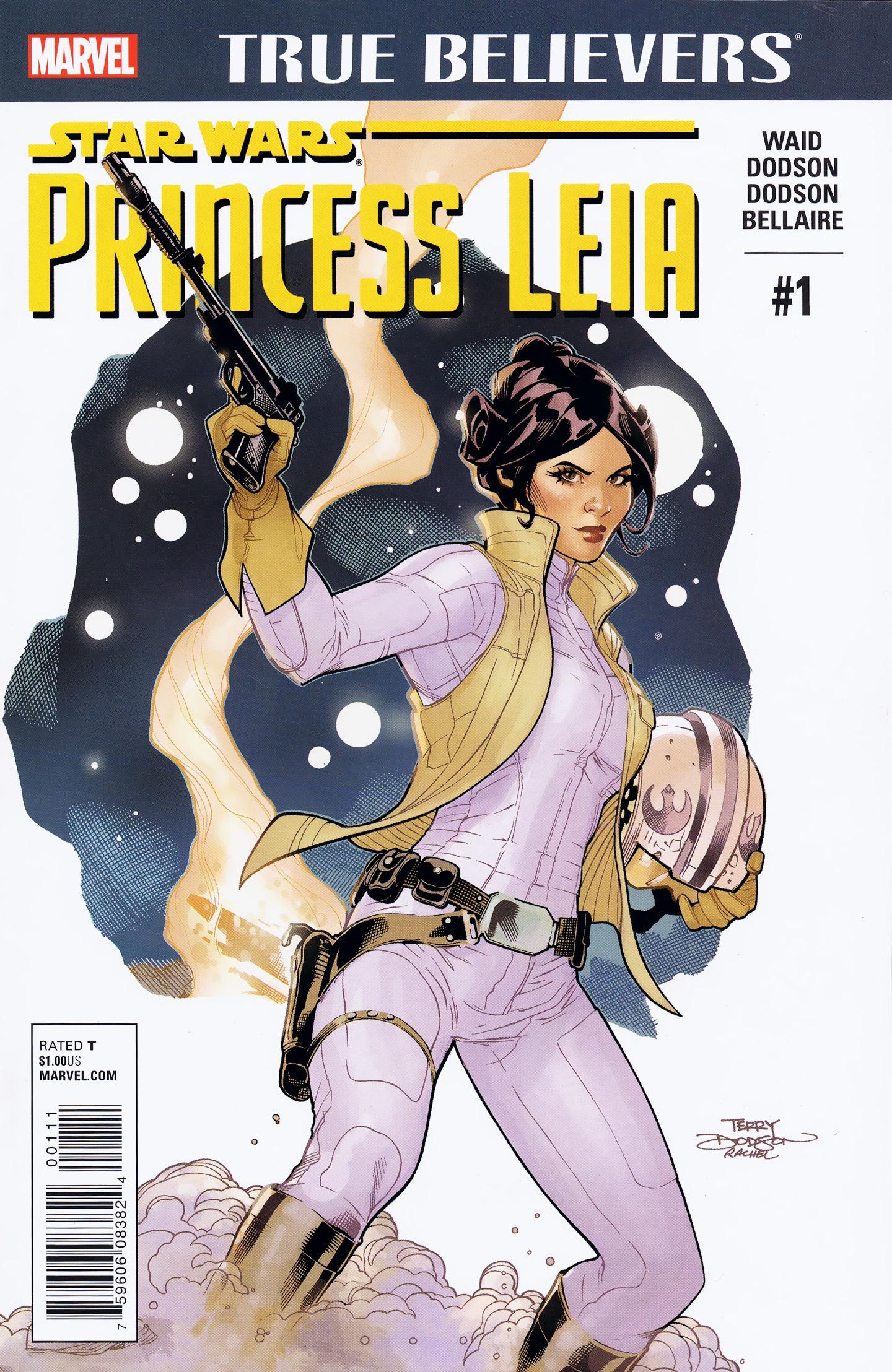True Believers: Princess Leia Vol 1 1