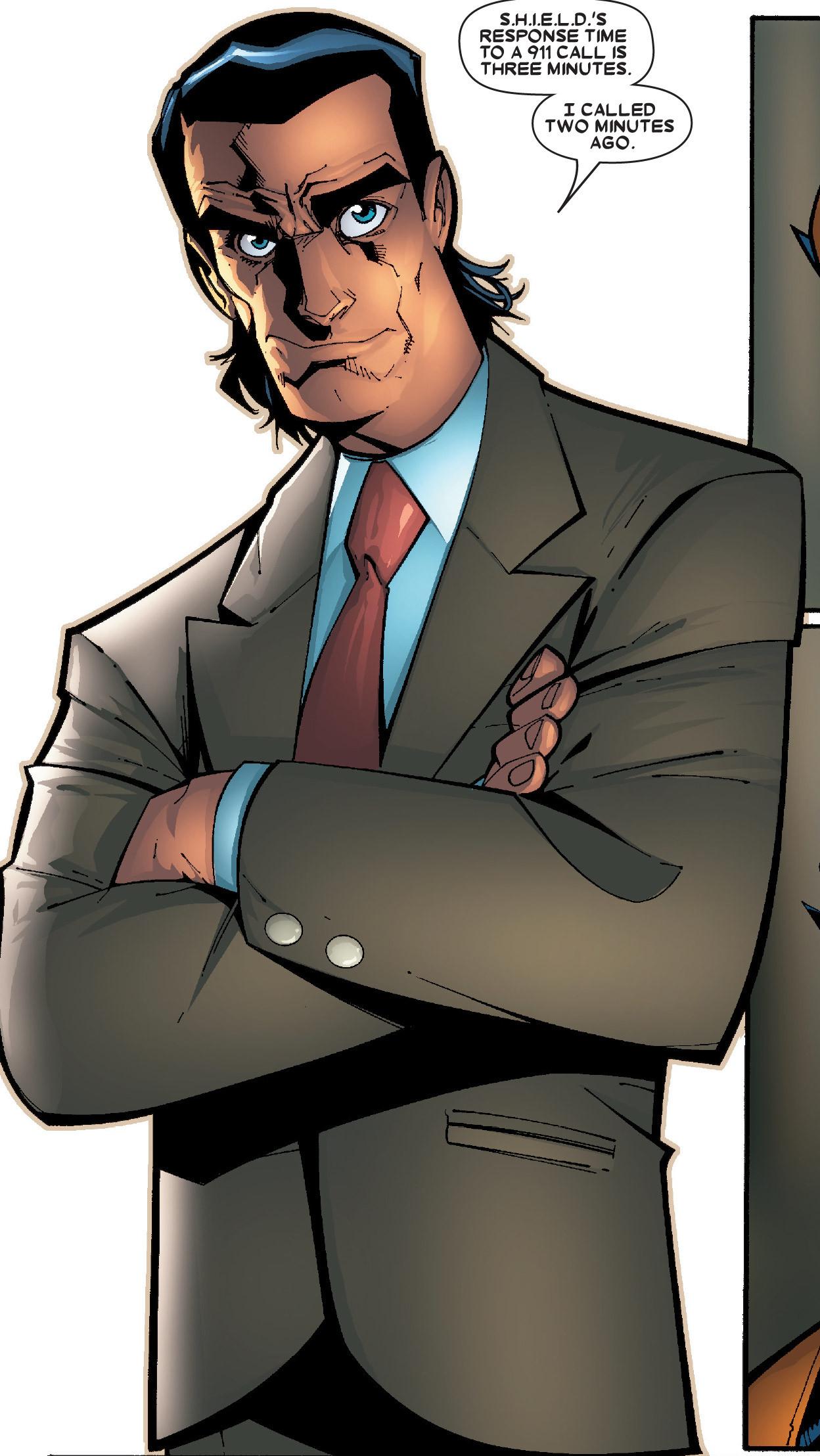 Walter Declun (Earth-616)