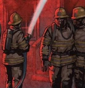West Orange Fire Department (Earth-616)/Gallery