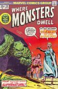 Where Monsters Dwell Vol 1 30