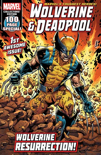 Wolverine and Deadpool Vol 6 1
