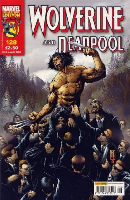 Wolverine and Deadpool Vol 1 128