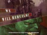 World War Hulk Aftersmash: Damage Control Vol 1 1