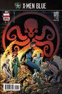 X-Men Blue Vol 1 7