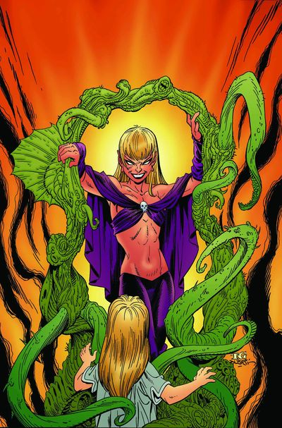 Illyana Rasputina (Earth-161)
