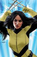 X-Men Vol 6 1 Mike Mayhew Studio Exclusive Variant B