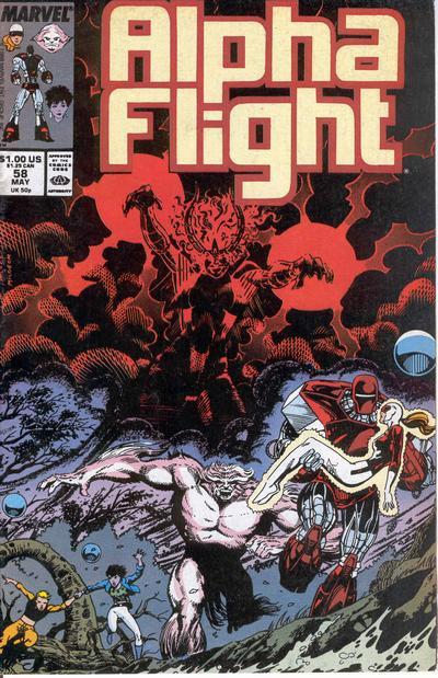Alpha Flight Vol 1 58