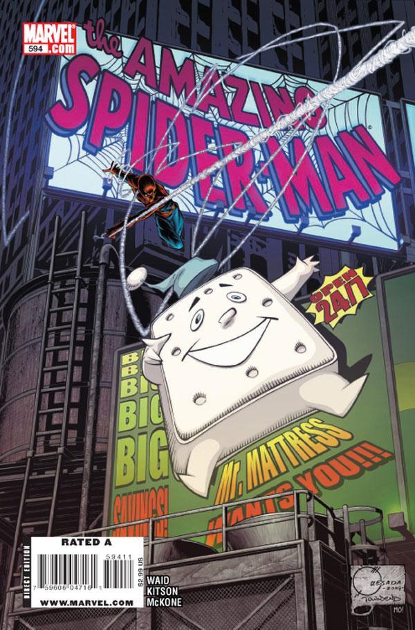Amazing Spider-Man Vol 1 594