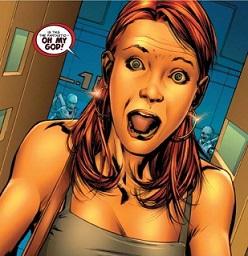 Amy Brys (Earth-616)