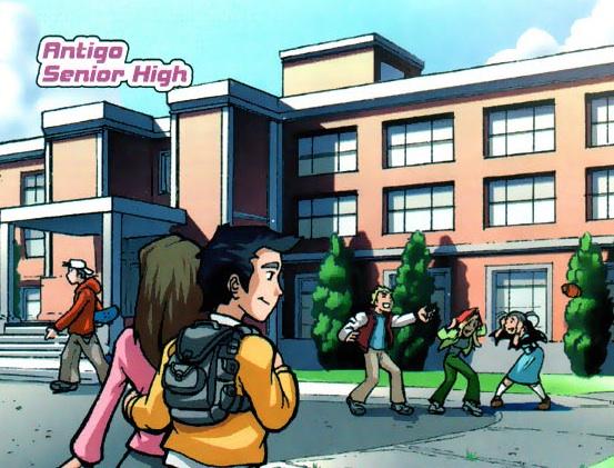 Antigo Senior High
