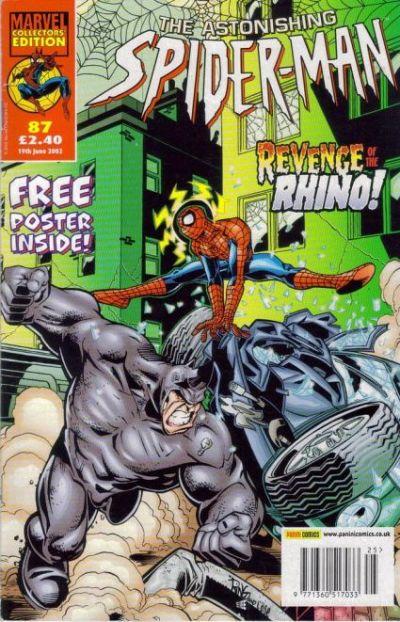 Astonishing Spider-Man Vol 1 87