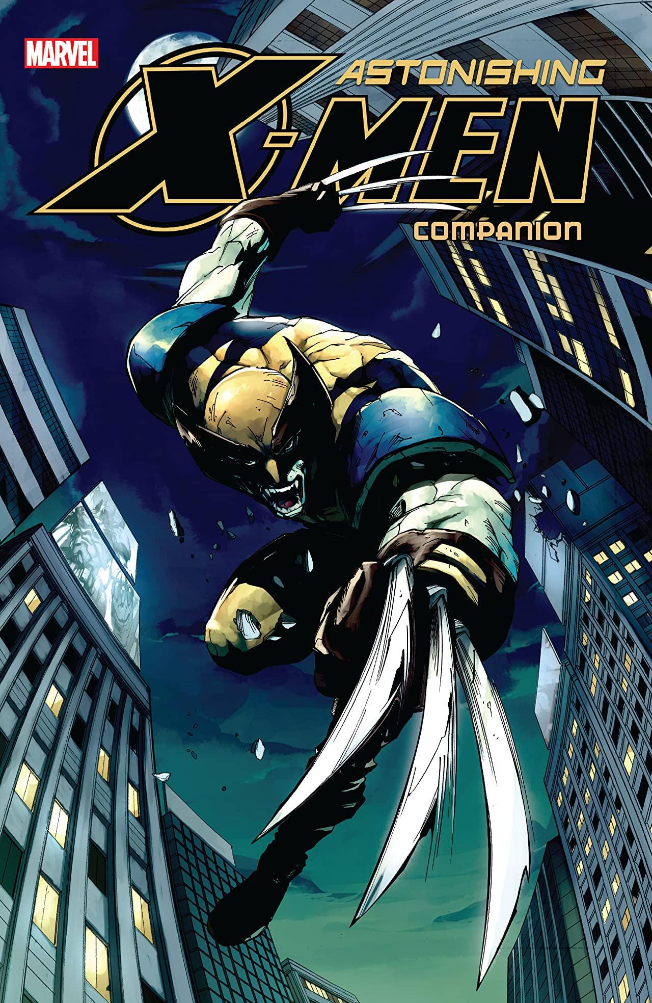 Astonishing X-Men Companion TPB Vol 1 1