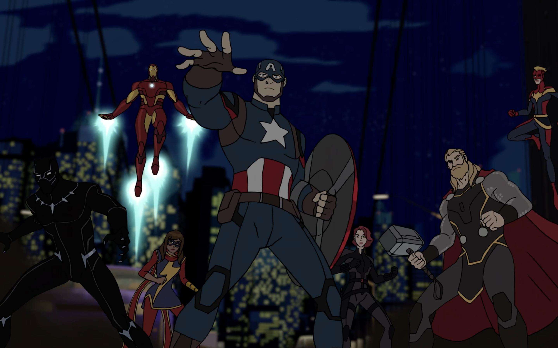 Avengers (Earth-17628)