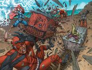 Avengers (Earth-616) from Avengers Earth's Mightiest Heroes Vol 1 1 001