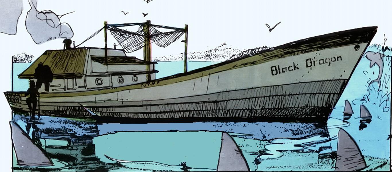 Black Dragon (Fishing Boat)/Gallery
