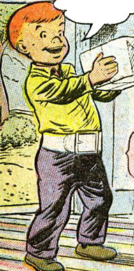 Bomber (Trouble-Shooters) (Earth-616)