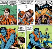 Bruce Banner (Earth-616) and Richard Jones (Earth-616) from Incredible Hulk Vol 1 1 002