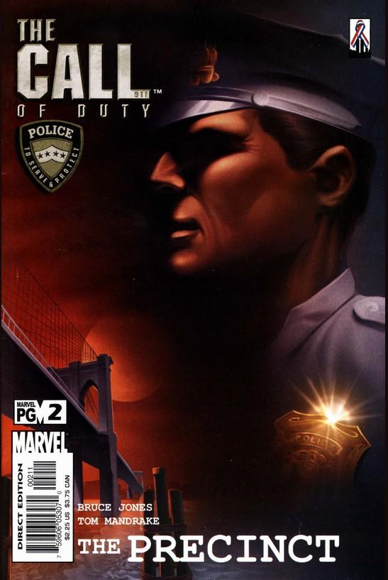 Call of Duty: The Precinct Vol 1 2