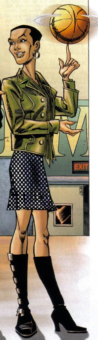 Davida Kirby (Earth-982)