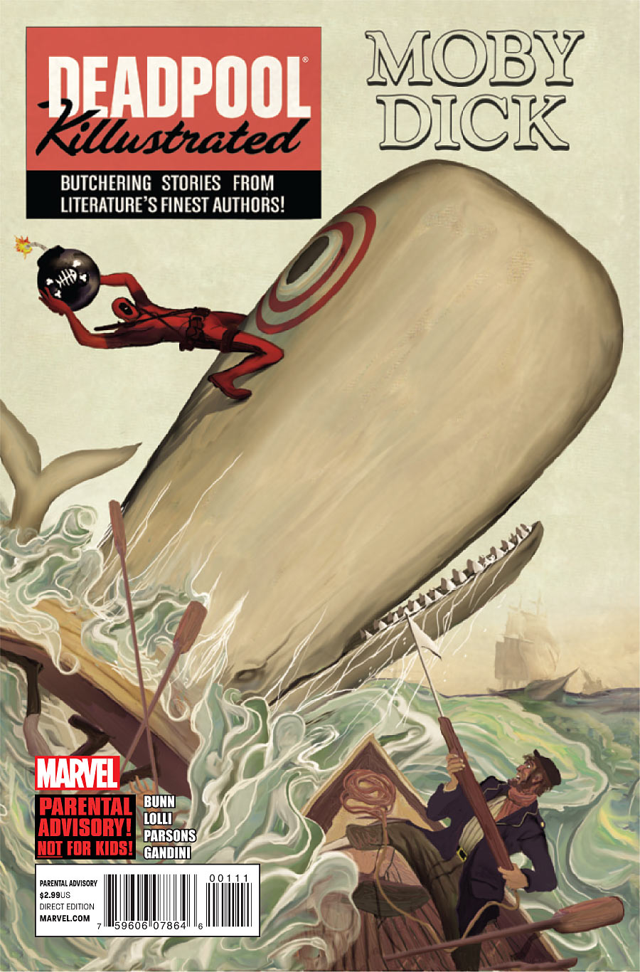 Deadpool: Killustrated Vol 1 1