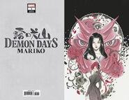 Demon Days Mariko Vol 1 1 Virgin Variant