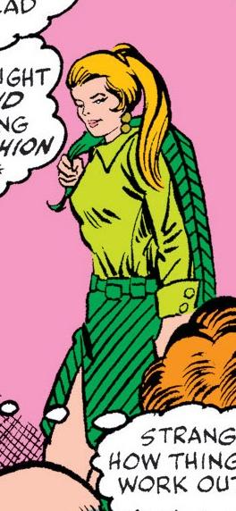 Denise Vladimir (Earth-616)