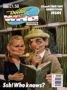 Doctor Who Magazine Vol 1 157
