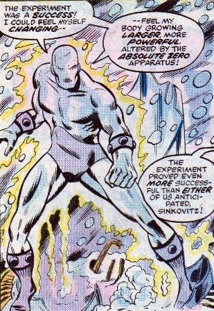 Eric Sinkovitz (Earth-616)