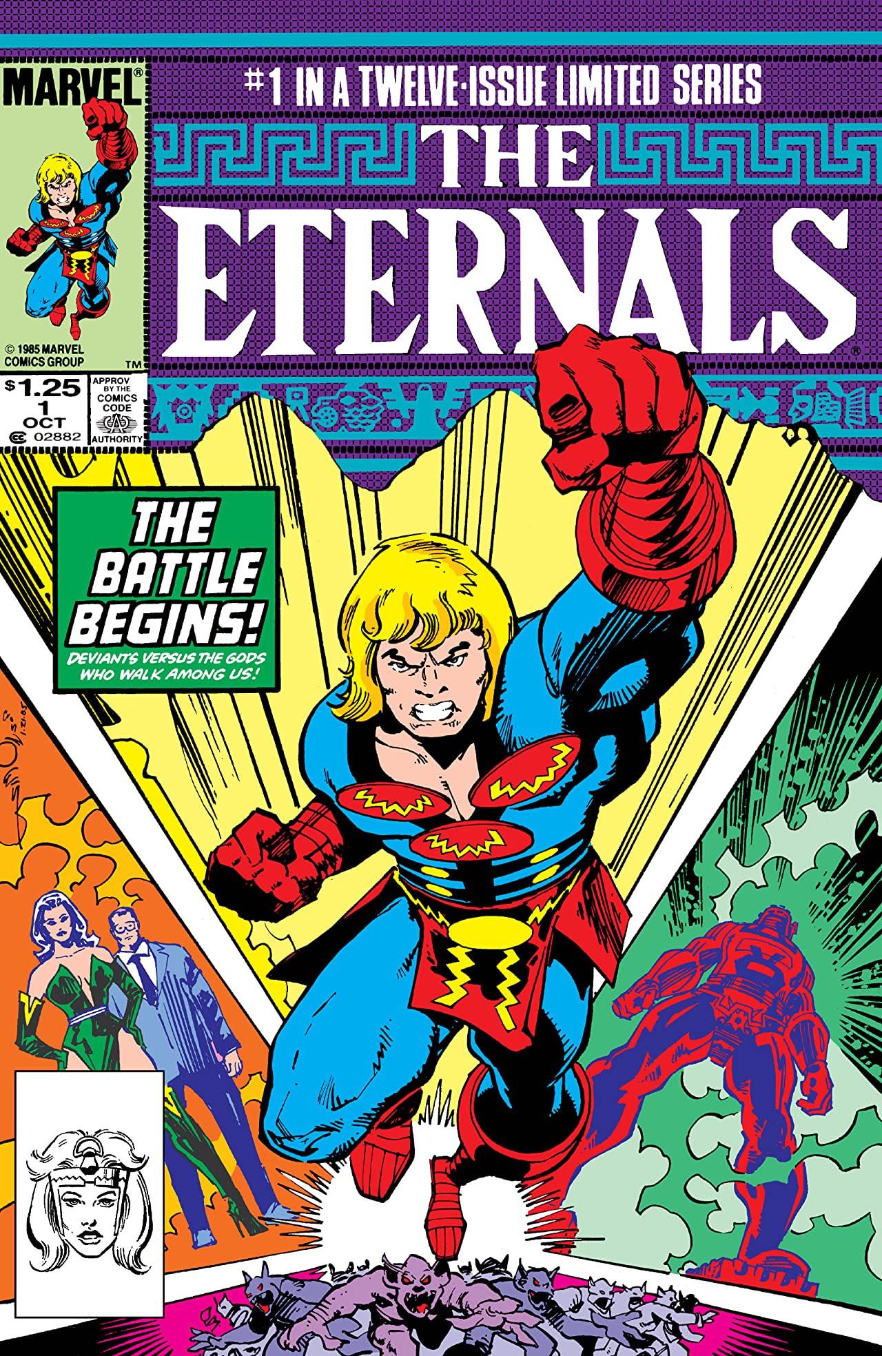 Eternals Vol 2