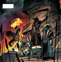First Horsemen of Apocalypse (Earth-616) from X of Swords Creation Vol 1 1 001.jpg