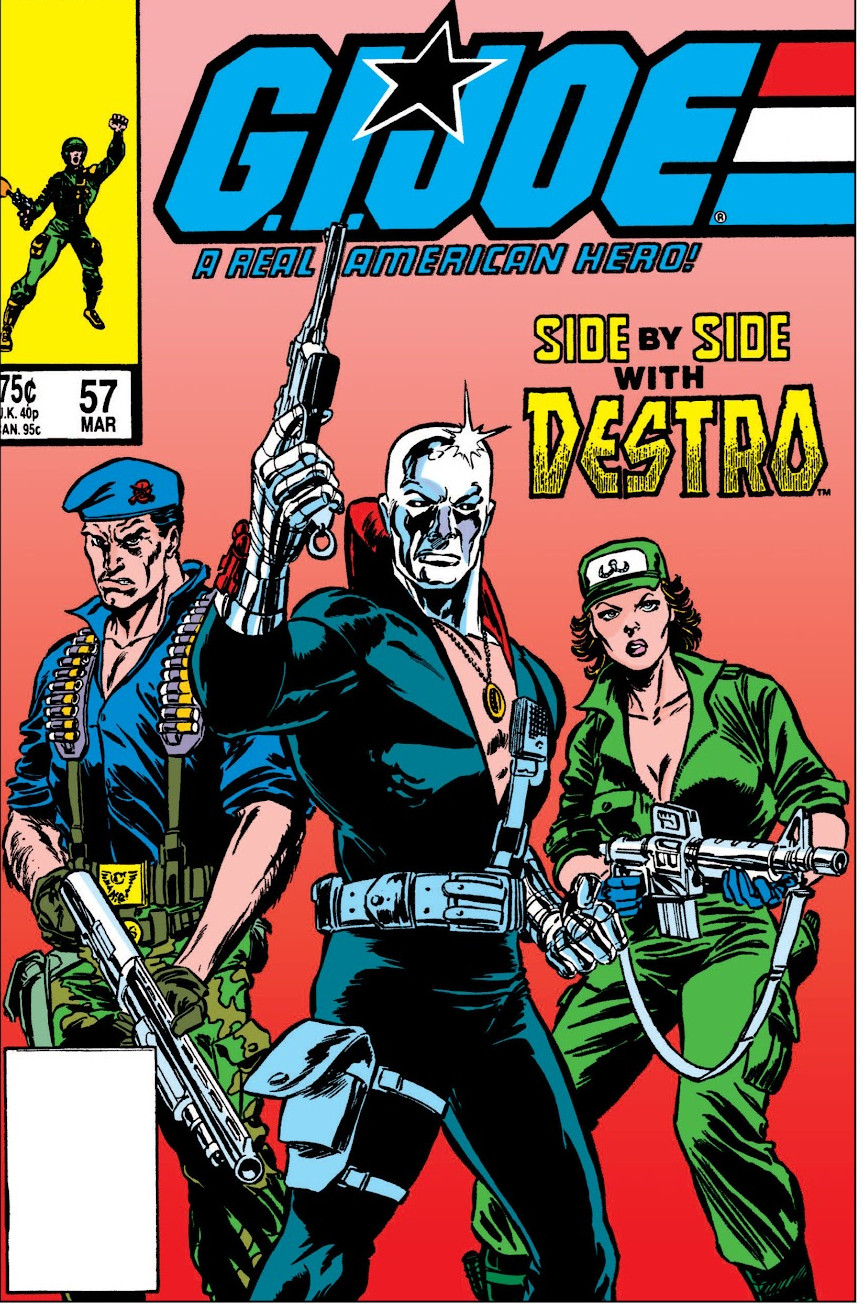 G.I. Joe: A Real American Hero Vol 1 57