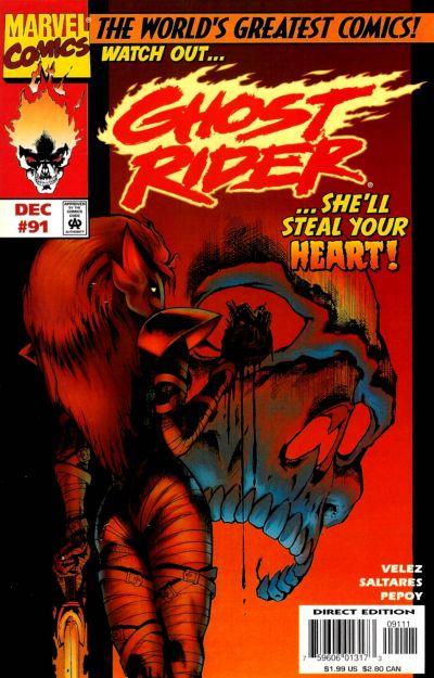 Ghost Rider Vol 3 91