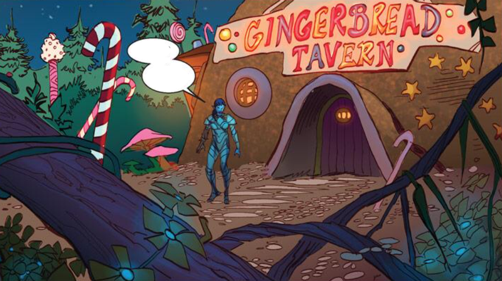 Gingerbread Tavern/Gallery