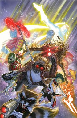 Guardians of the Galaxy Vol 3 18 Marvel Comics 75th Anniversary Variant Textless.jpg